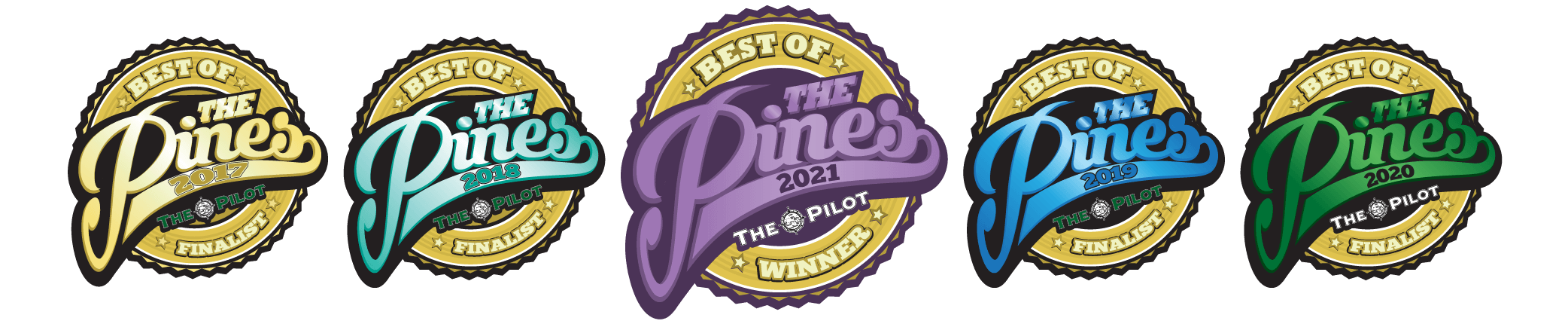 Best of The Pines Awards